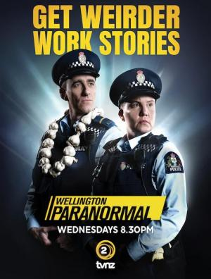 Wellington Paranormal (TV Series)