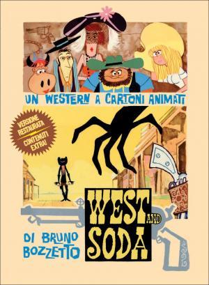 Johnny y Clementina en el Oeste (West and Soda)