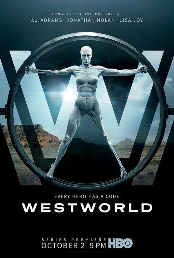 Westworld Temporada 1 a la 3 Dual Latino/Ingles 720p
