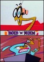 What a Cartoon!: Boid 'N' Woim (TV) (S)