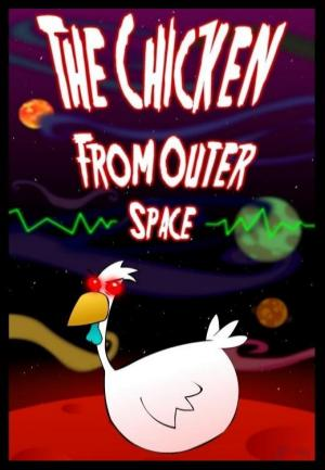 What a Cartoon!: The Chicken From Outer Space (TV) (C)