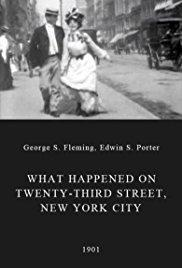 What Happened on Twenty-third Street, New York City (C)