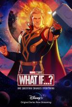 ¿Qué pasaría si... Thor fuera hijo único? (TV)