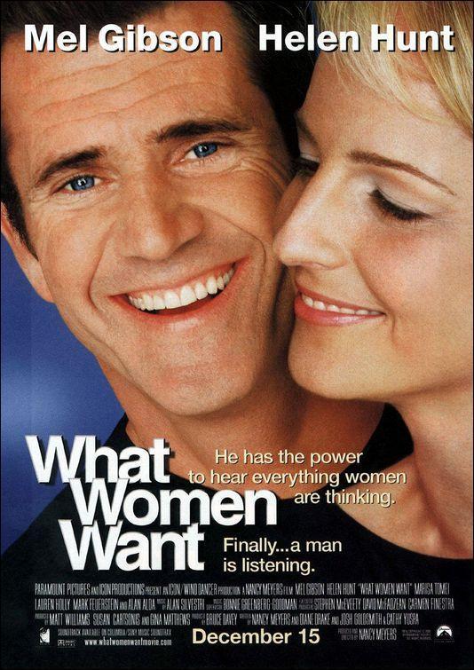 póster de la película En qué piensan las mujeres