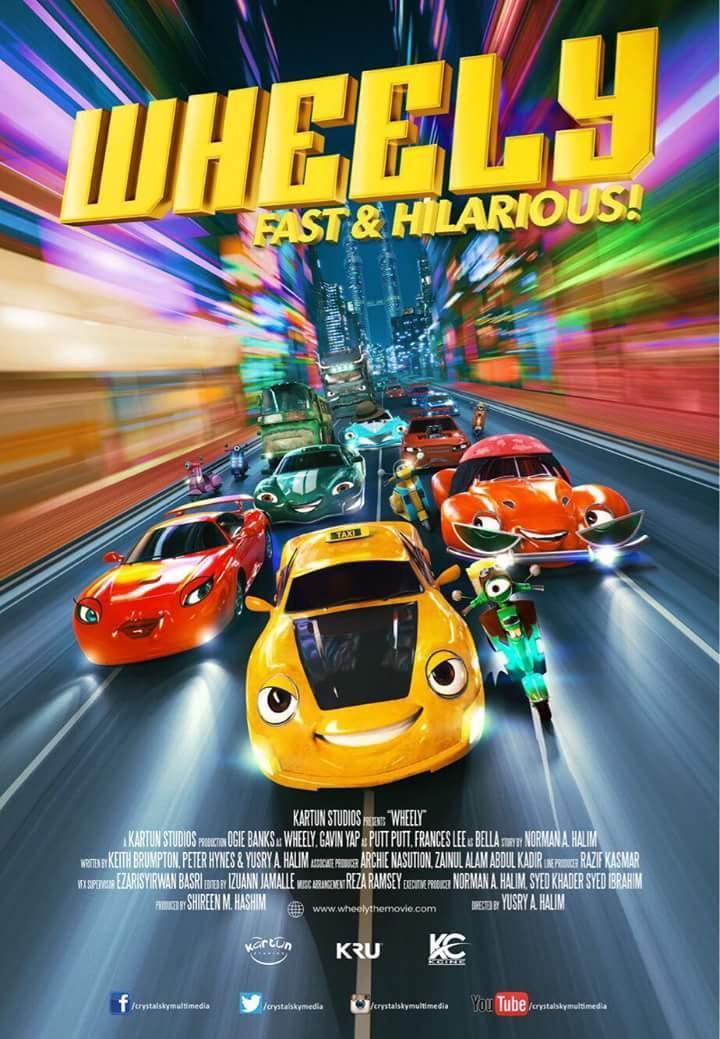 Wheely 2018 Filmaffinity