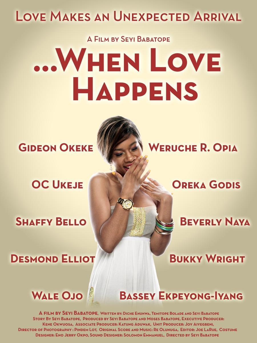 when love happen
