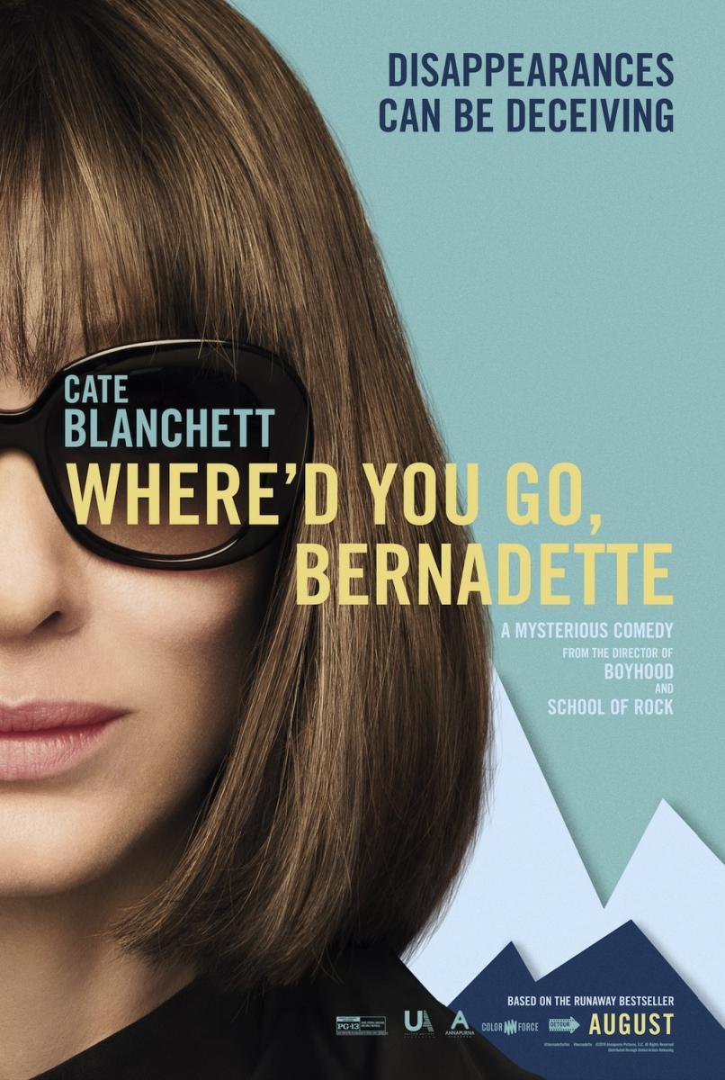 ¿Dónde estás, Bernadette? [2019][Latino][1080p][MEGA y GD]