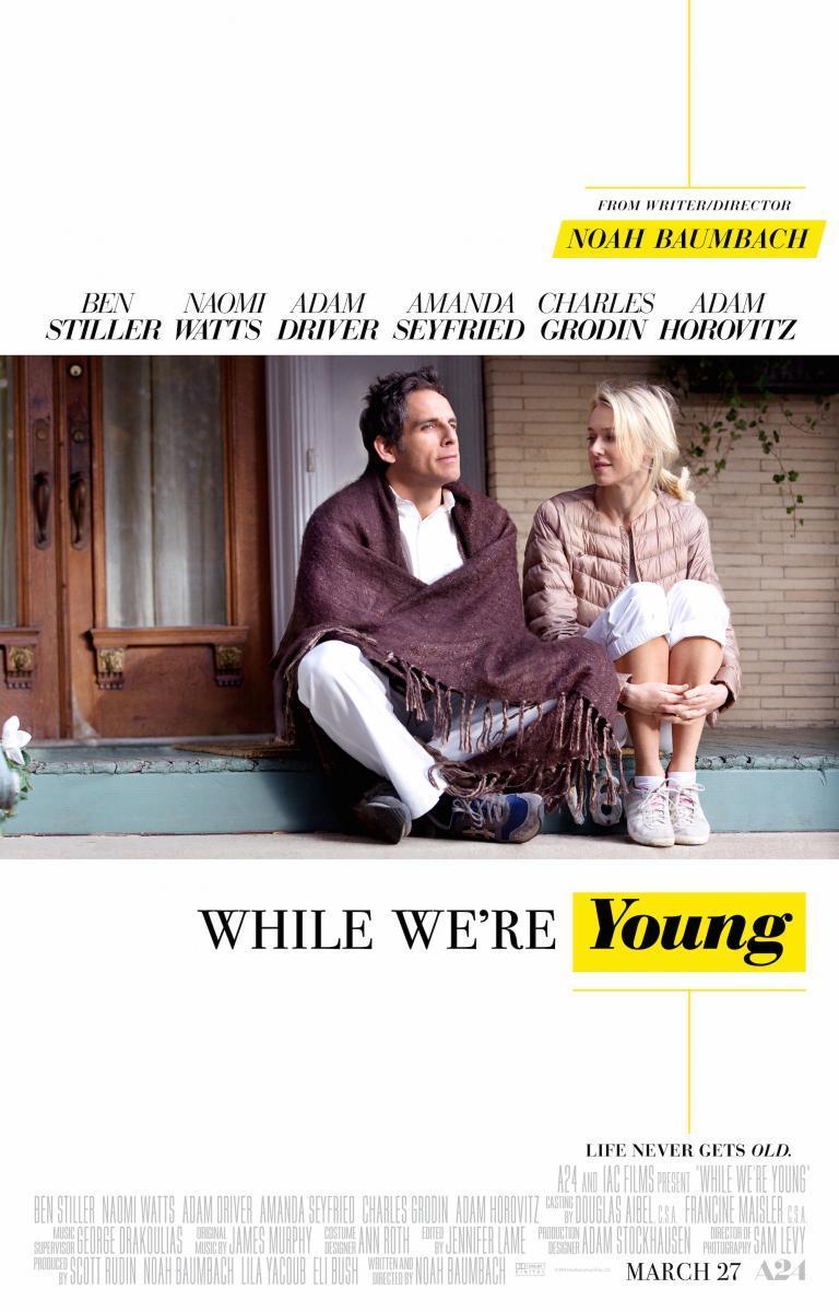 Mientras seamos jóvenes (2014)