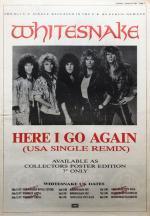 Whitesnake: Here I Go Again (Vídeo musical)