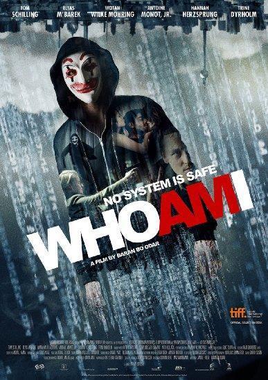 Who Am I – Ningún sistema es seguro (2014) Descargar Gratis
