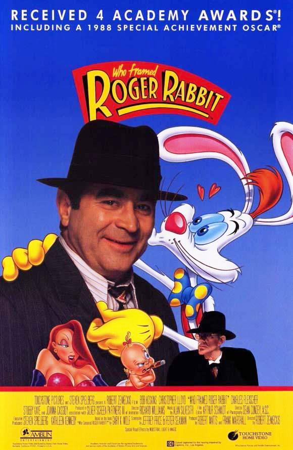 Quién engañó a Roger Rabbit? (1988) - FilmAffinity