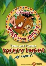 Wild About Safety: Timon and Pumbaa's Safety Smart at Home (Wild About Safety with Timon and Pumbaa) (C)
