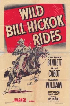 Wild Bill Hickok Rides
