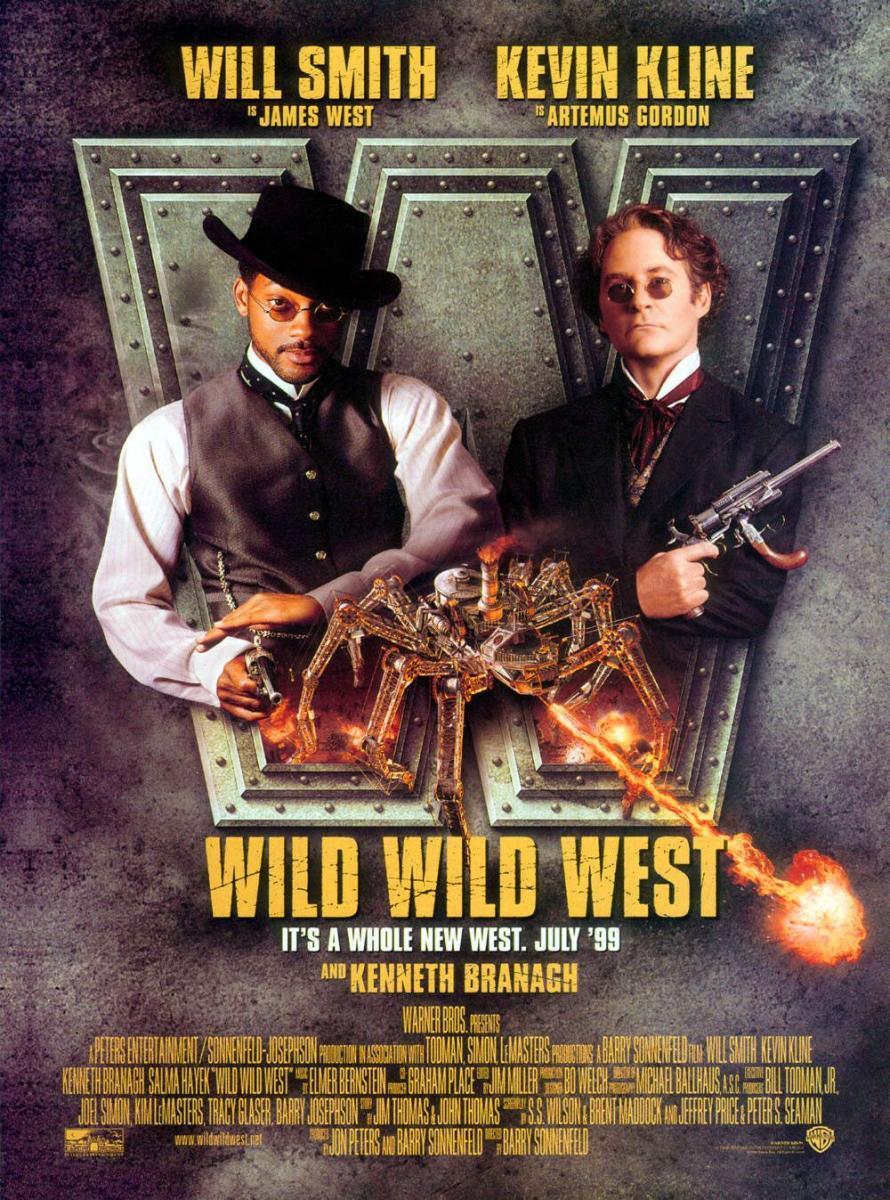 Wild Wild West (1999) [1080p] [Español-Ingles] [MEGA]