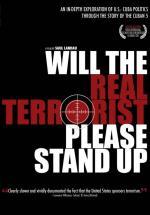 Que se pongan de pie los verdaderos terroristas