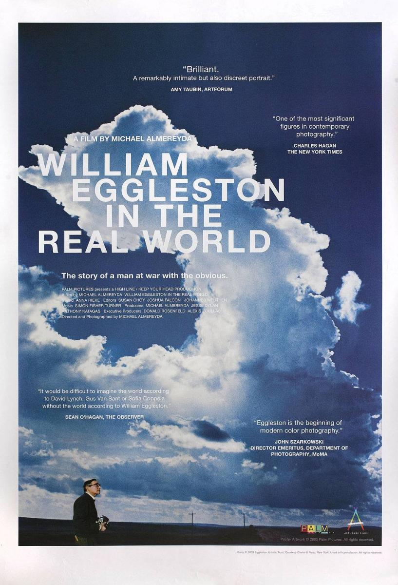In the Real World by William Eggleston filmed 2005. You