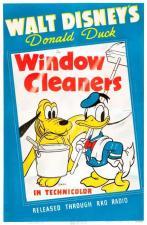 Pato Donald: Limpiadores de ventanas (C)