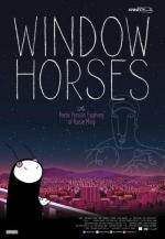 Window Horses (The Poetic Persian Epiphany of Rosie Ming)