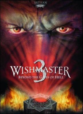 Wishmaster 3: La piedra del diablo (2001) ()