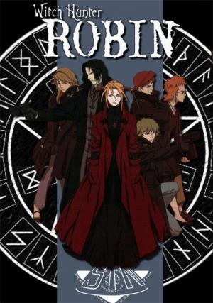 Robin Cazadora de brujos (Serie de TV)