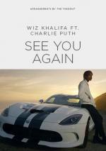 Wiz Khalifa Feat. Charlie Puth: See You Again (Vídeo musical)