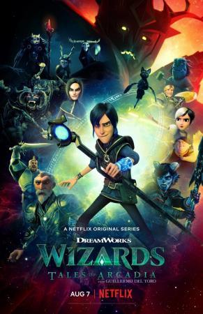 Magos: Cuentos de Arcadia (Serie de TV)