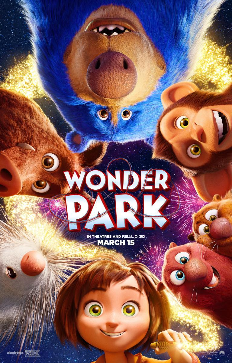 Parque Mágico (2019) WEB-DL 1080p Latino – Ingles