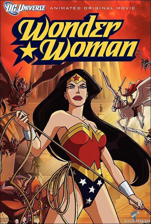 Wonder Woman (La Mujer Maravilla) (2009) - Filmaffinity