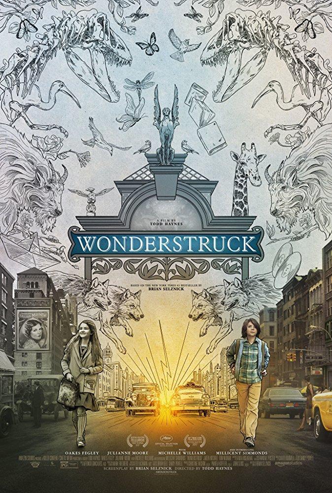 Wonderstruck: El museo de las maravillas (2017) 720p MEGA Castellano