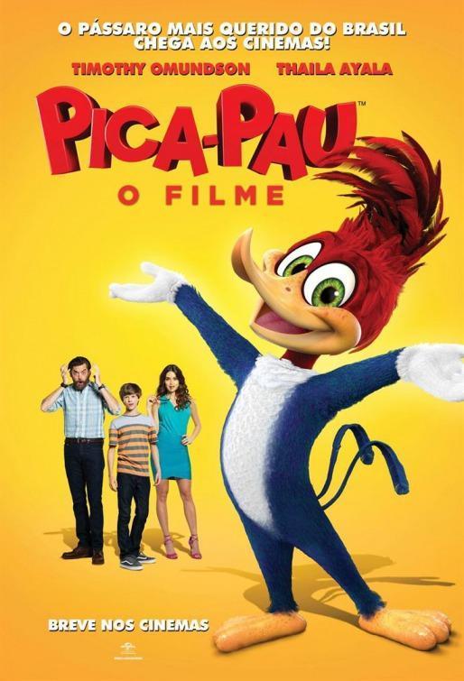 El pájaro loco: La película (2017) [TS-HQ] [Latino] [1 Link] [MEGA]