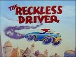 Woody Woodpecker: The Reckless Driver (C)