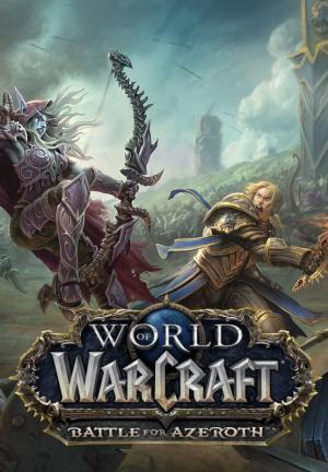 World of Warcraft: Battle for Azeroth (C)