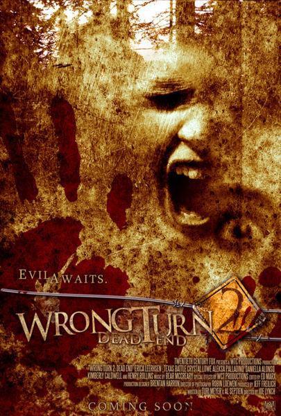 Camino hacia el terror 2: Final mortal (2007)