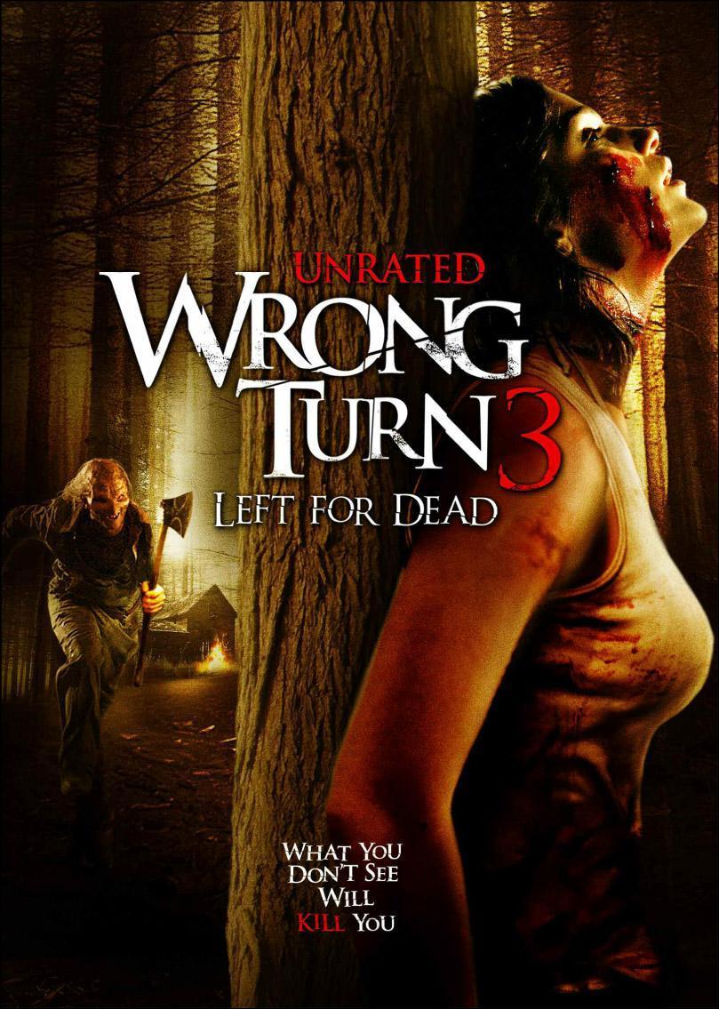 Camino hacia el terror 3: Abandonado para morir (2009)