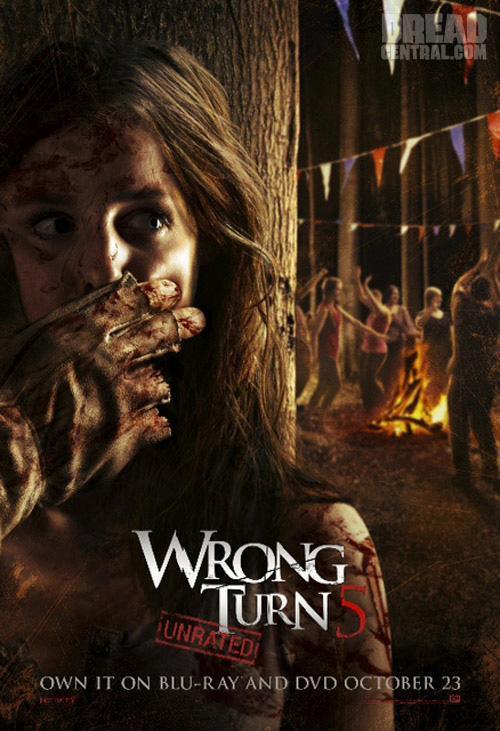 Camino hacia el terror 5: Límite sangriento (2012)