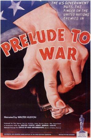 Preludio a la guerra