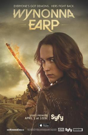 Wynonna Earp (TV Series)