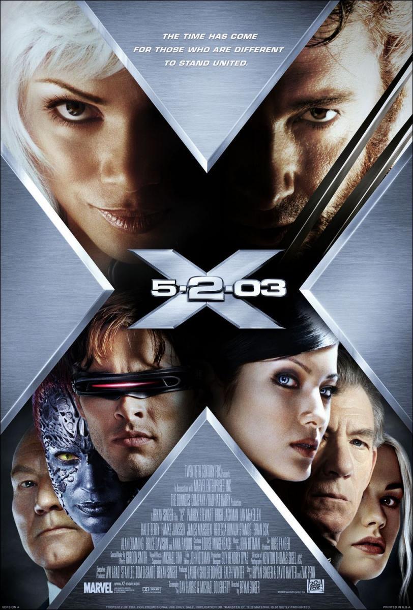 X2 [2003], [1080p] [Dual – Latino] [MEGA]