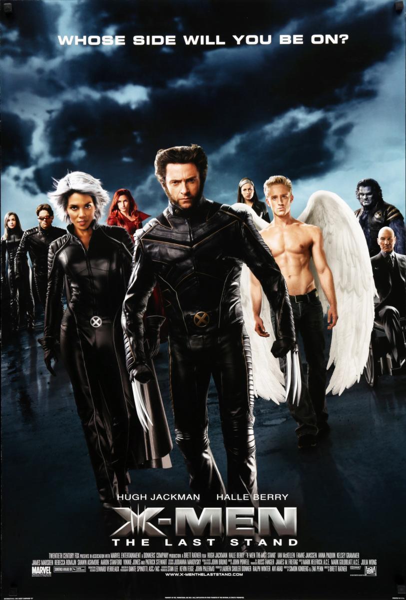 X-Men 3 – La batalla final [1080p] [Dual – Latino] [MEGA]
