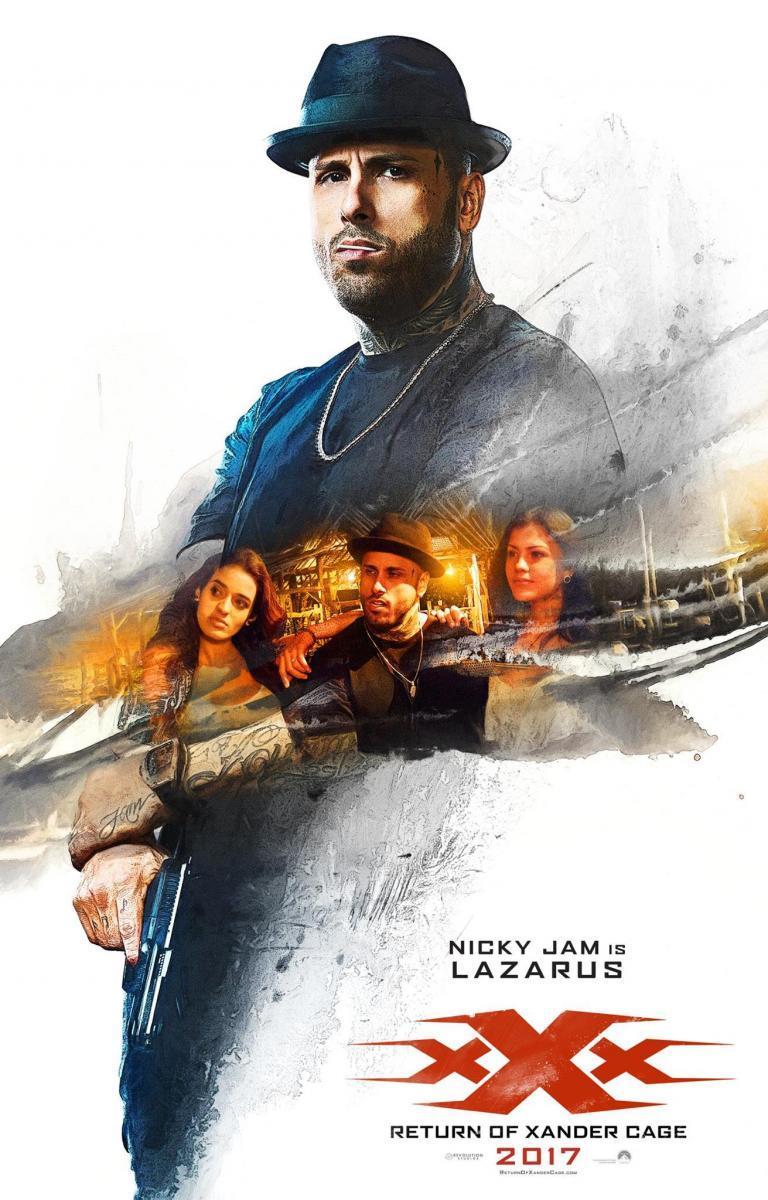 Xxx Return Of Xander Cage 2017 Filmaffinity