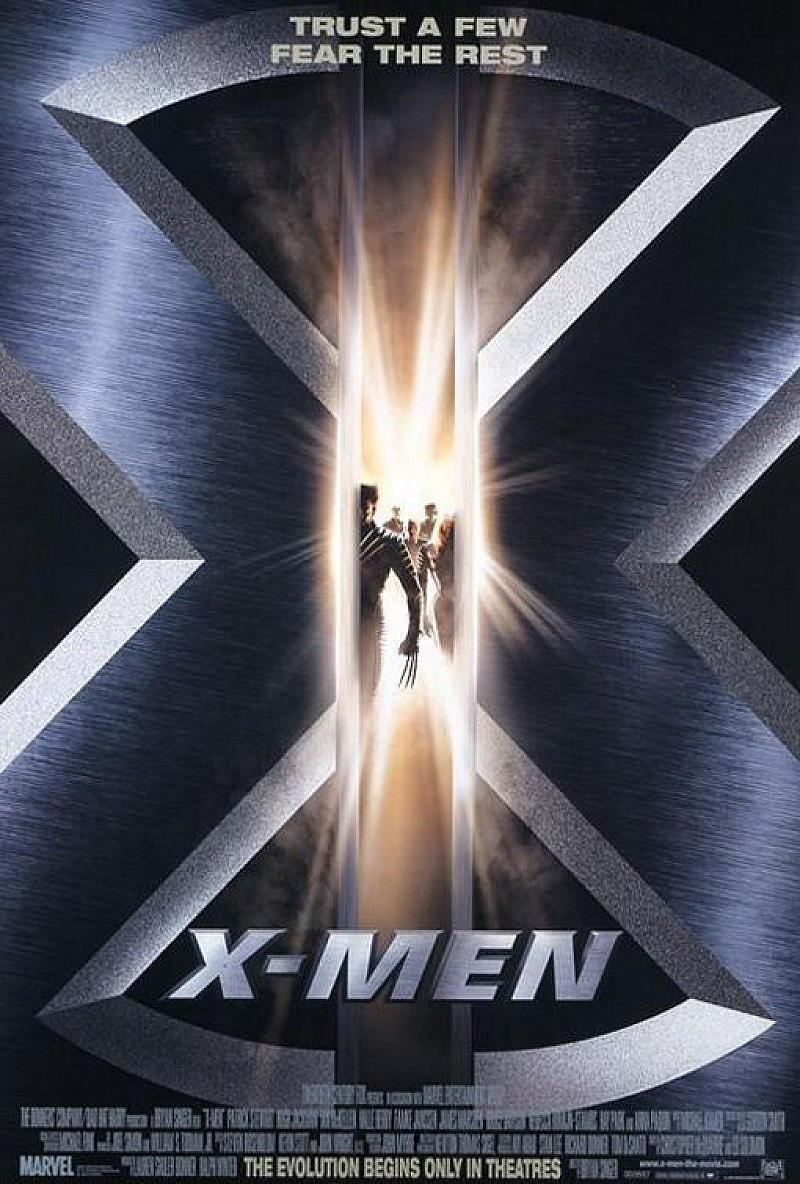 Image X-Men 1: The Mutant Watch (2000)