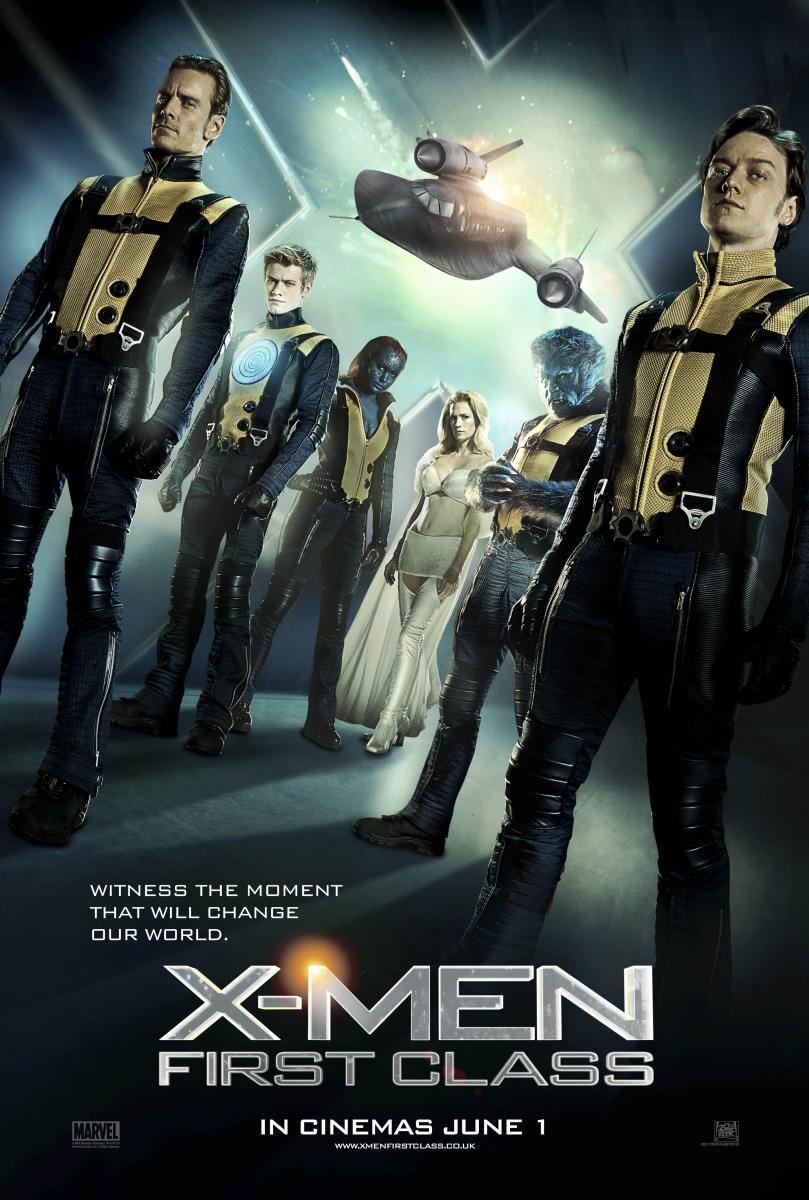 X-Men: Primera generación [2011], [1080p] [Dual – Latino] [MEGA]