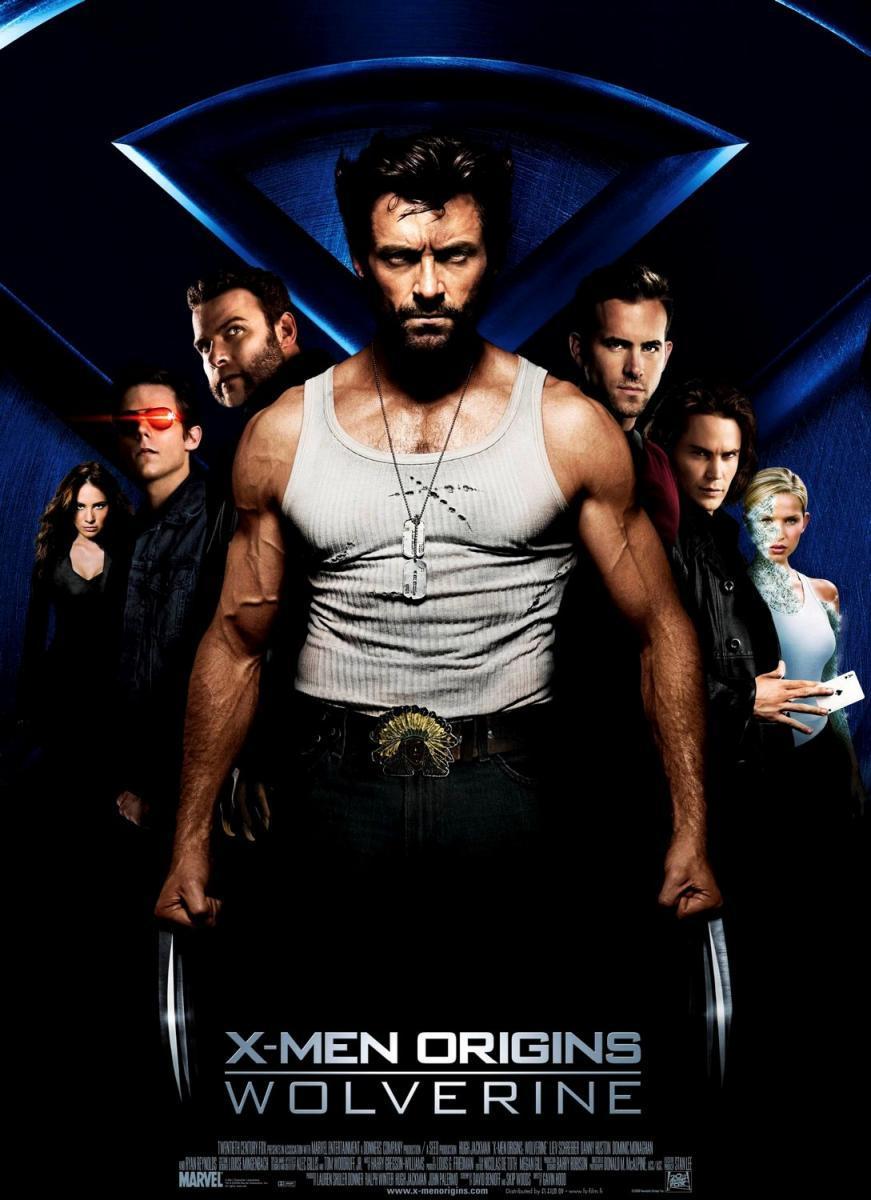 X-Men orígenes: Wolverine [2009], [1080p] [Dual – Latino] [MEGA]