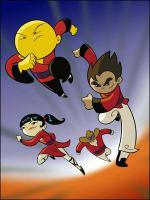 Xiaolin Showdown (TV Series)
