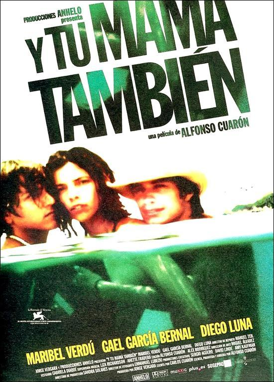 y tu mama tambien film review Y tu mama tambien is a refreshingly natural look at two boys on the verge of becoming  the film is beautifully photographed by  review and ratings.
