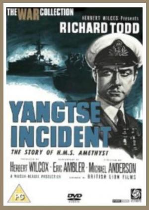 Yangtse Incident: The Story of H.M.S. Amethyst