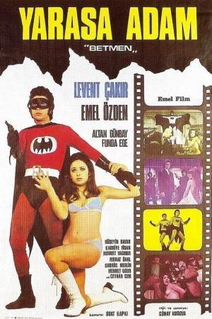 Yarasa Adam: Bedmen (Turkish Batman & Robin)