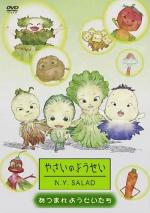 Vegetable Fairies N.Y. Salad (Serie de TV)