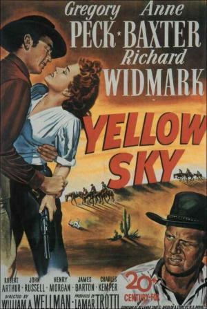 Cielo amarillo