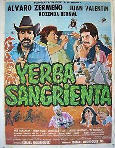 Yerba Sangrienta 1986 Filmaffinity
